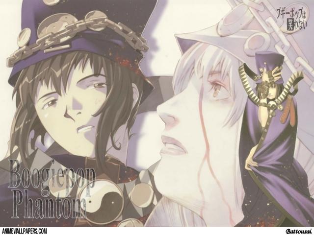 Boogiepop Phantom Anime Wallpaper #3