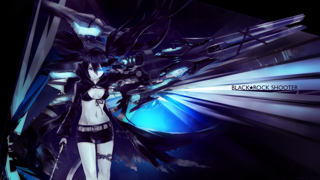 Black Rock Shooter Anime Wallpaper #2