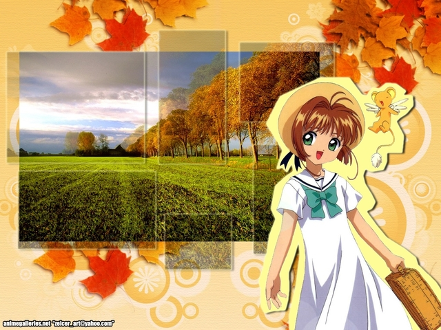 Card Captor Sakura Anime Wallpaper #103
