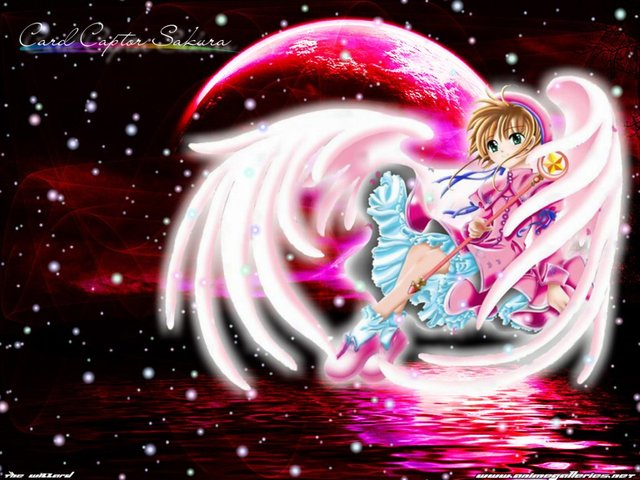 Card Captor Sakura Anime Wallpaper #104