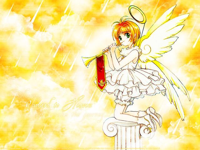Card Captor Sakura Anime Wallpaper #110