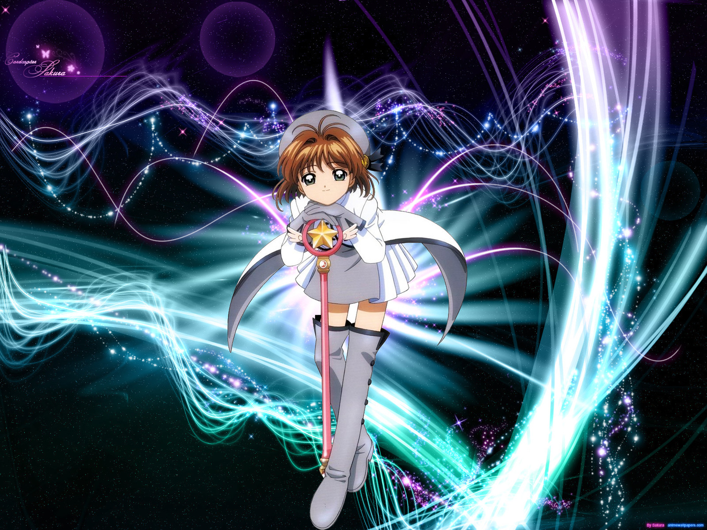 Card Captor Sakura Anime Wallpaper # 112
