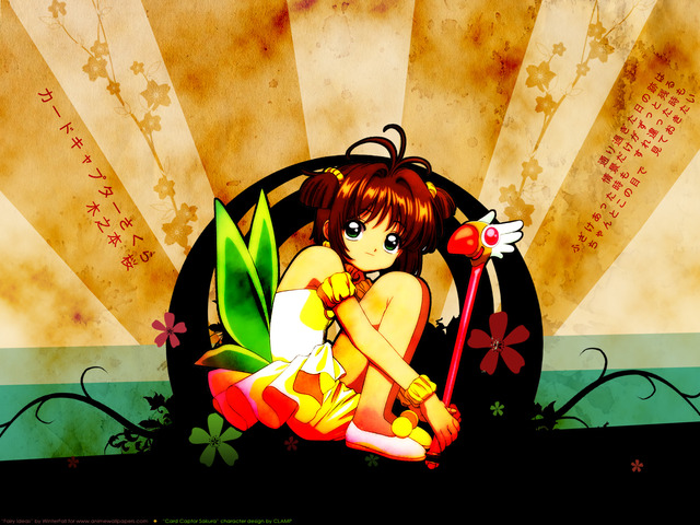 Card Captor Sakura Anime Wallpaper #115