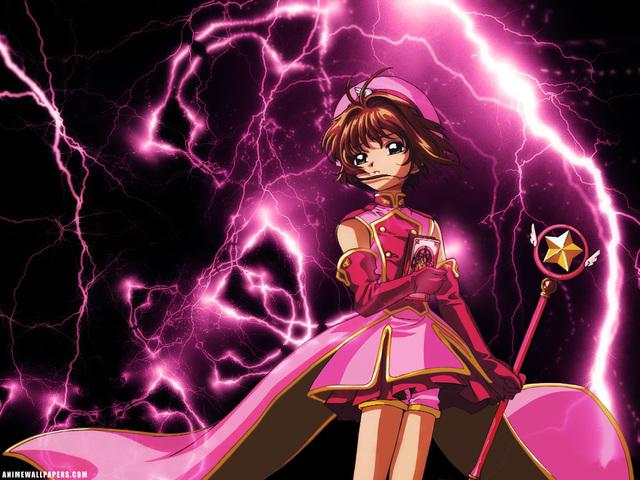 Card Captor Sakura Anime Wallpaper #11