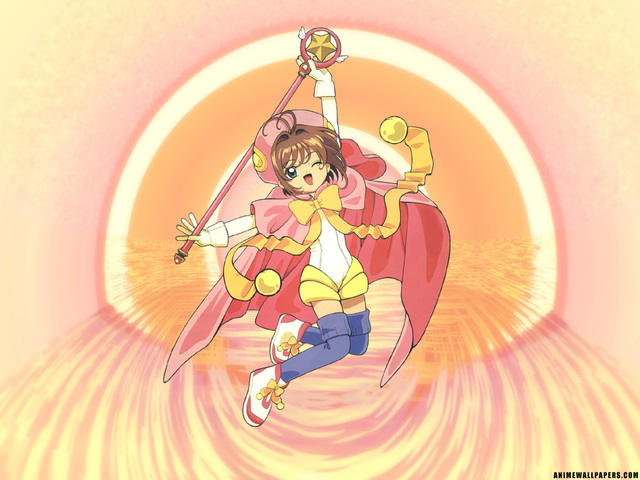 Card Captor Sakura Anime Wallpaper #12