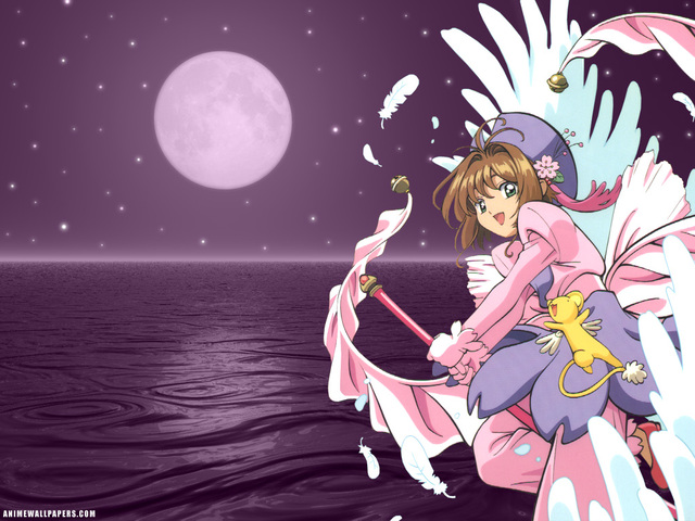 Card Captor Sakura Anime Wallpaper #13