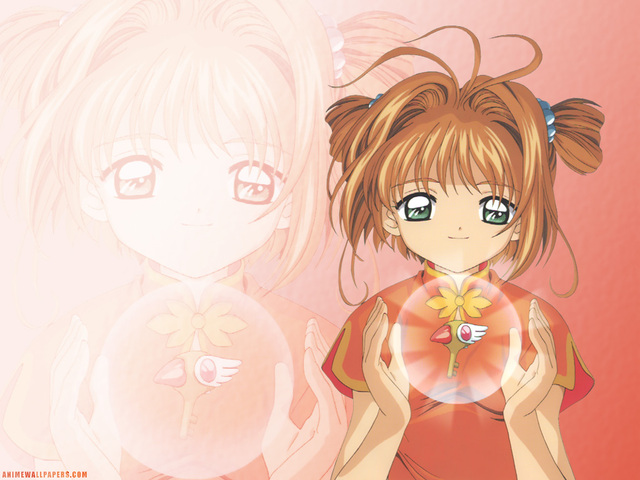 Card Captor Sakura Anime Wallpaper #14