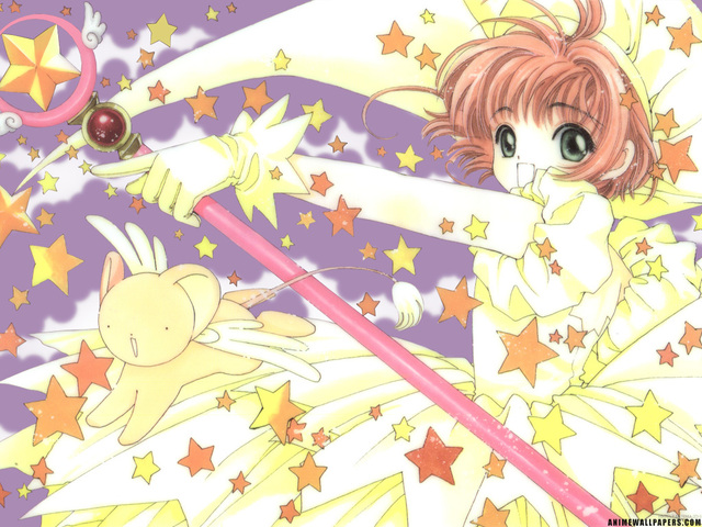 Card Captor Sakura Anime Wallpaper #16
