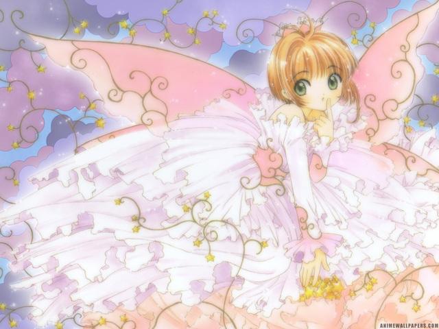 Card Captor Sakura Anime Wallpaper #17
