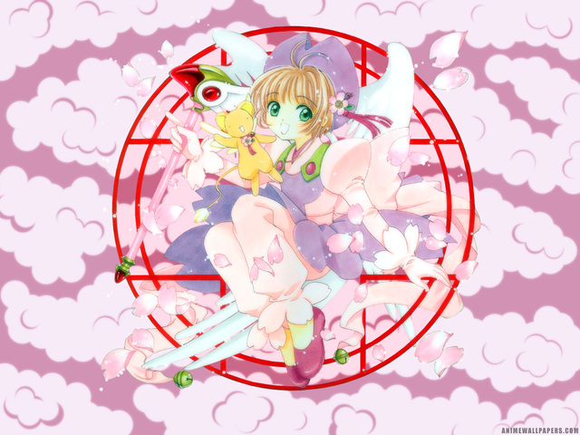 Card Captor Sakura Anime Wallpaper #18