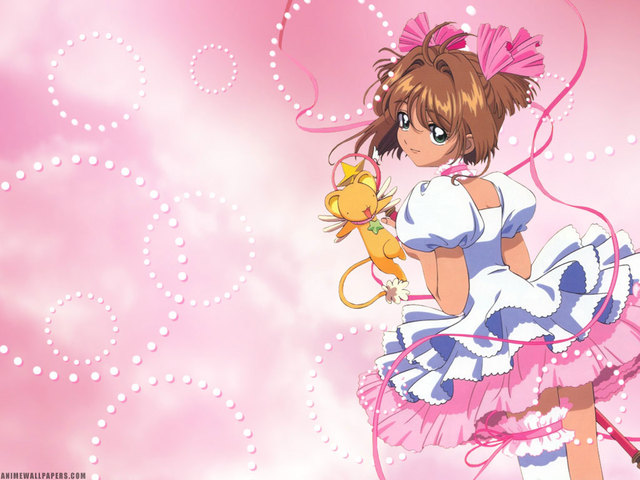 Card Captor Sakura Anime Wallpaper #19