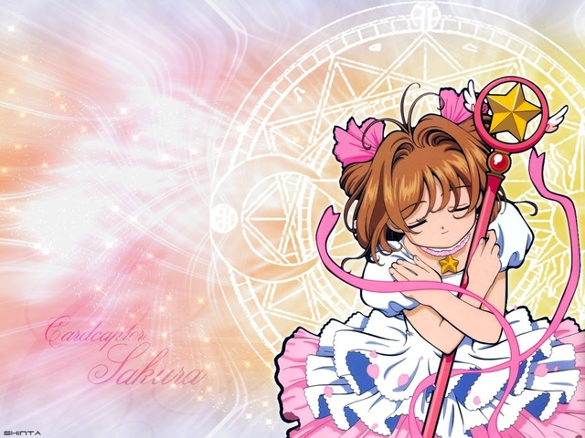 Card Captor Sakura Anime Wallpaper #1
