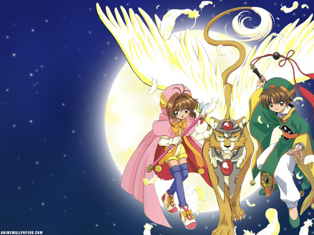 Card Captor Sakura Anime Wallpaper #20