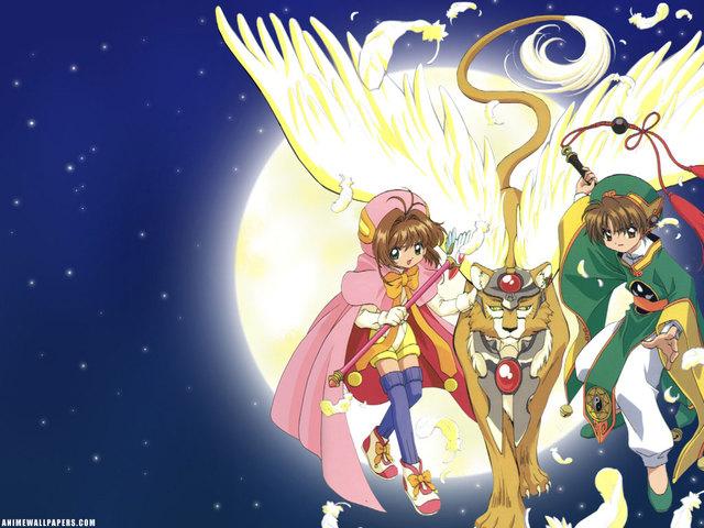 Card Captor Sakura Anime Wallpaper #20