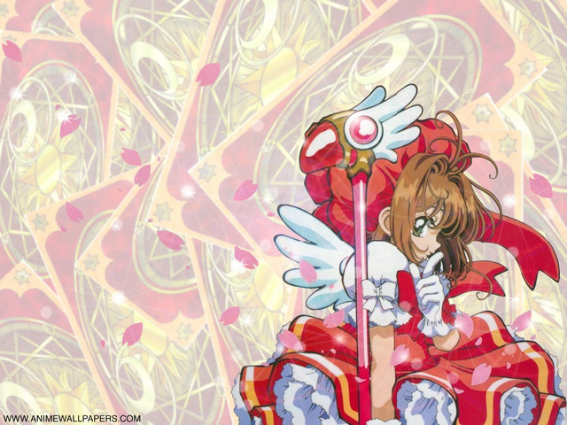 Card Captor Sakura Anime Wallpaper #23