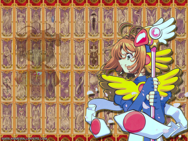Card Captor Sakura Anime Wallpaper #24