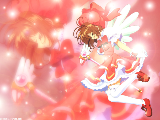 Card Captor Sakura Anime Wallpaper #28
