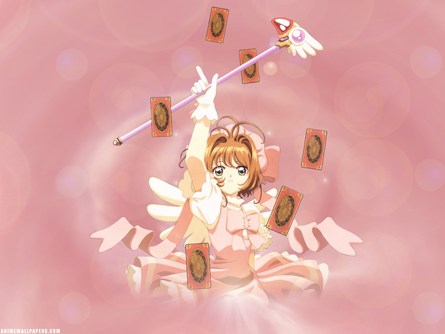 Card Captor Sakura Anime Wallpaper #29