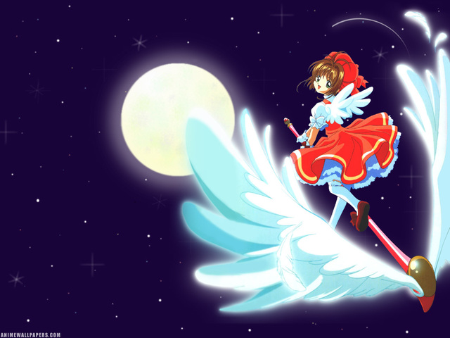 Card Captor Sakura Anime Wallpaper #31