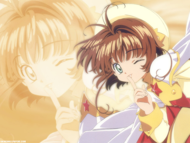 Card Captor Sakura Anime Wallpaper #35