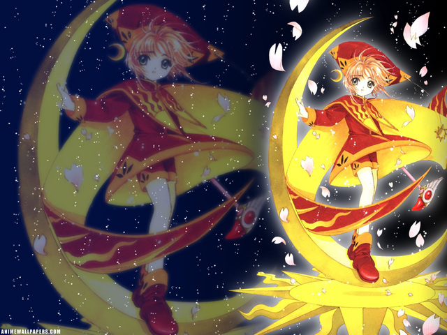 Card Captor Sakura Anime Wallpaper #41
