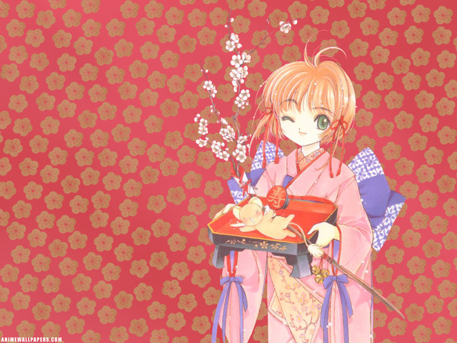 Card Captor Sakura Anime Wallpaper #42