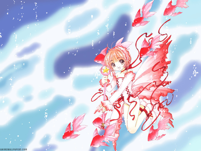 Card Captor Sakura Anime Wallpaper #43