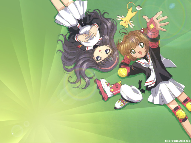 Card Captor Sakura Anime Wallpaper #47