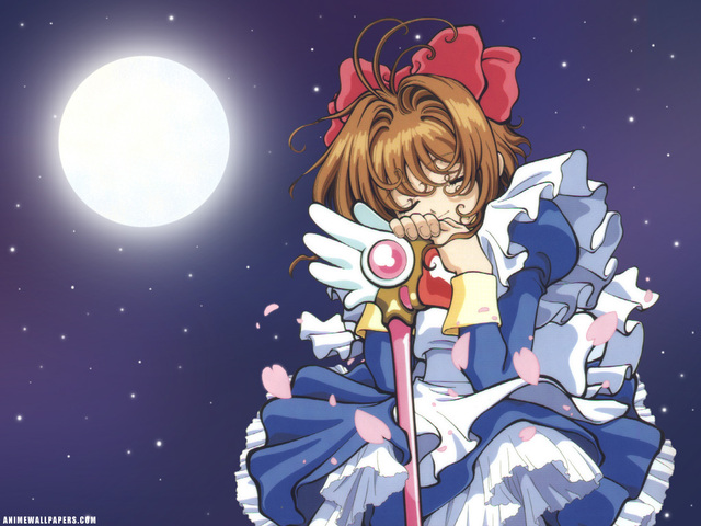 Card Captor Sakura Anime Wallpaper #49