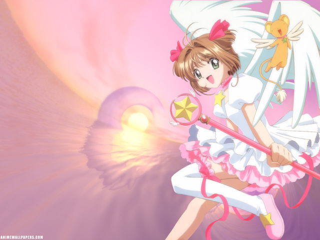 Card Captor Sakura Anime Wallpaper #50
