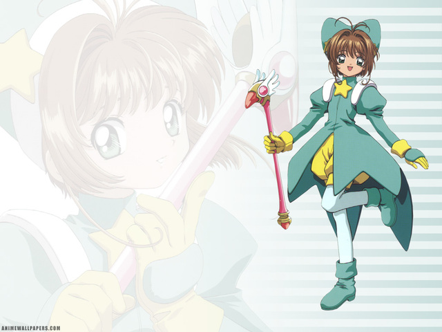 Card Captor Sakura Anime Wallpaper #54