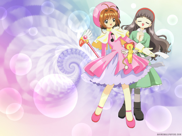 Card Captor Sakura Anime Wallpaper #55
