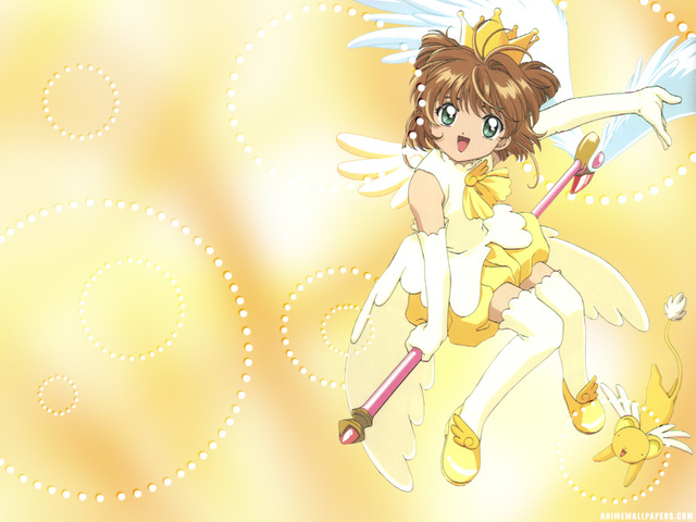 Card Captor Sakura Anime Wallpaper #57