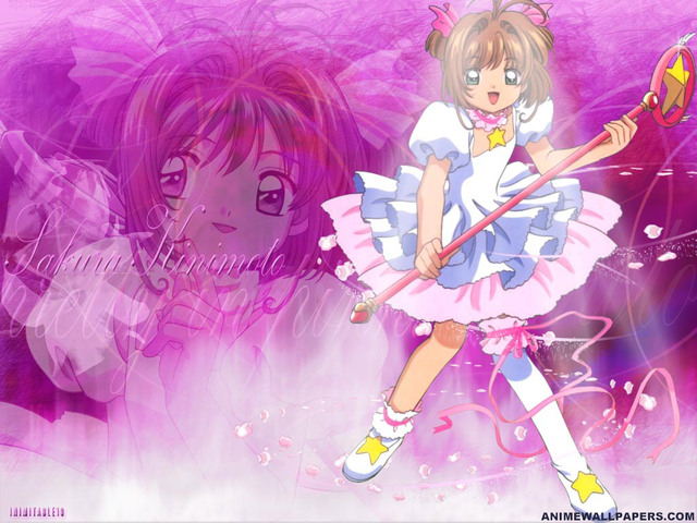 Card Captor Sakura Anime Wallpaper #59