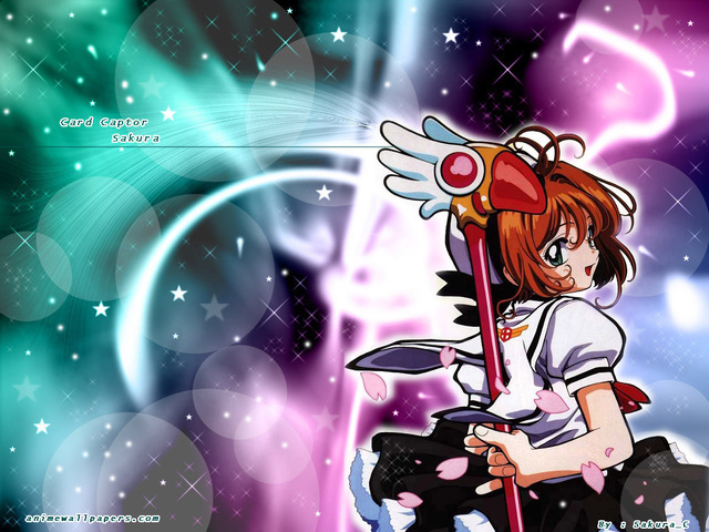 Card Captor Sakura Anime Wallpaper #5