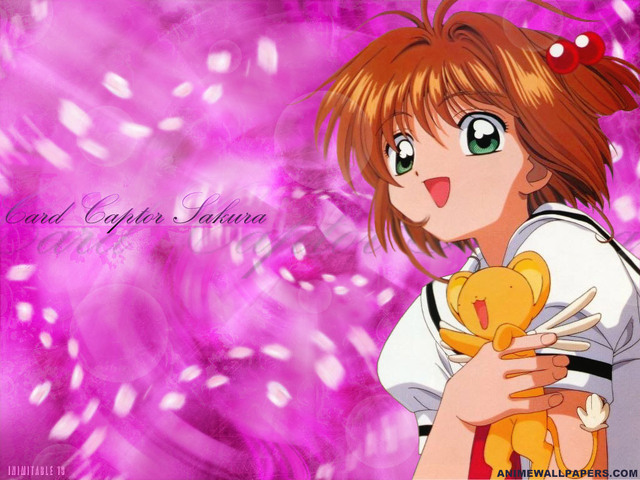 Card Captor Sakura Anime Wallpaper #60