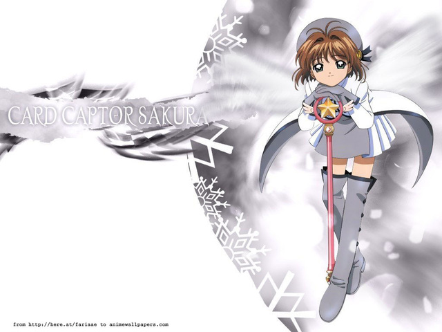 Card Captor Sakura Anime Wallpaper #66