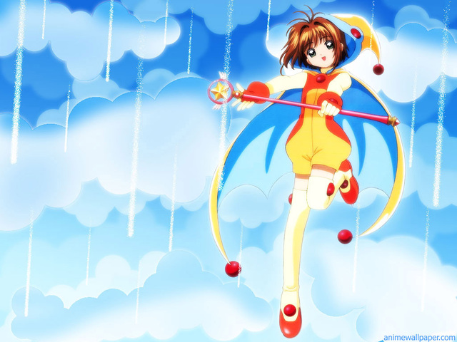Card Captor Sakura Anime Wallpaper #69