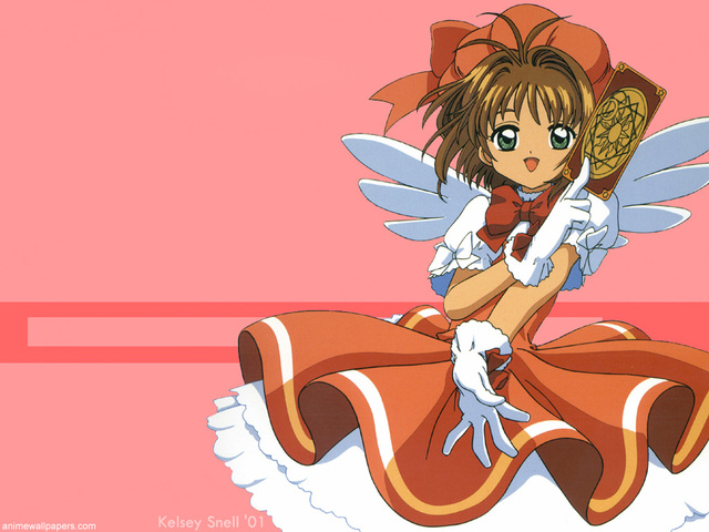 Card Captor Sakura Anime Wallpaper #70