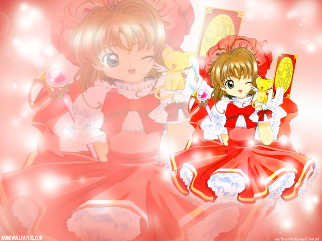 Card Captor Sakura Anime Wallpaper #71