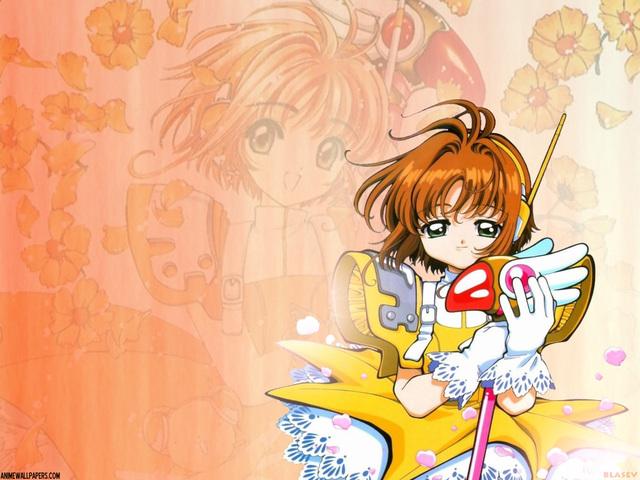 Card Captor Sakura Anime Wallpaper #74
