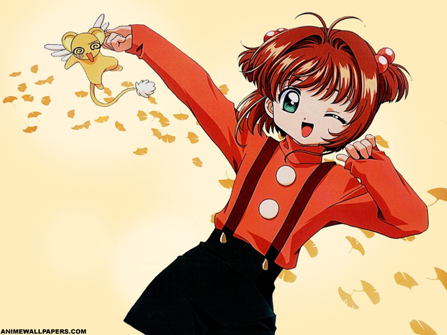 Card Captor Sakura Anime Wallpaper #75