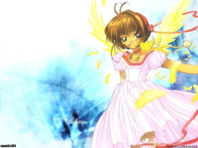 Card Captor Sakura Anime Wallpaper #77