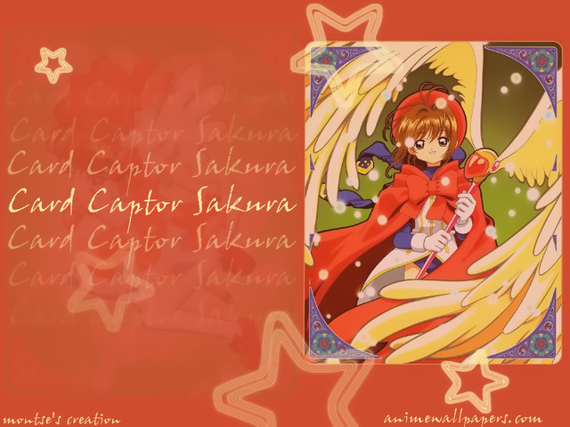 Card Captor Sakura Anime Wallpaper #79