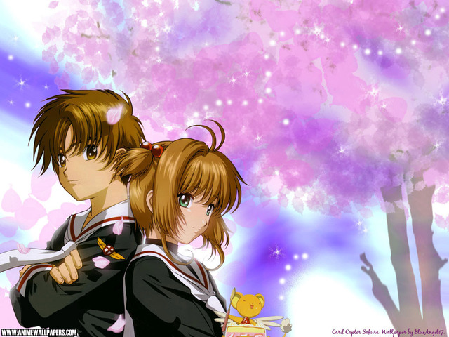Card Captor Sakura Anime Wallpaper #84