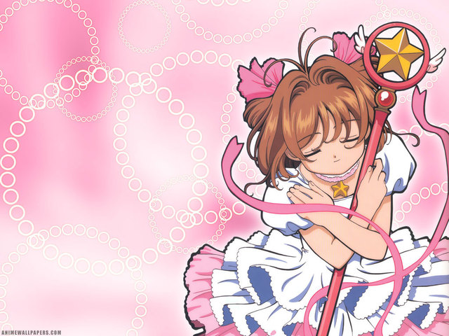 Card Captor Sakura Anime Wallpaper #86