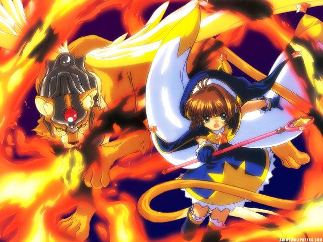 Card Captor Sakura Anime Wallpaper #88