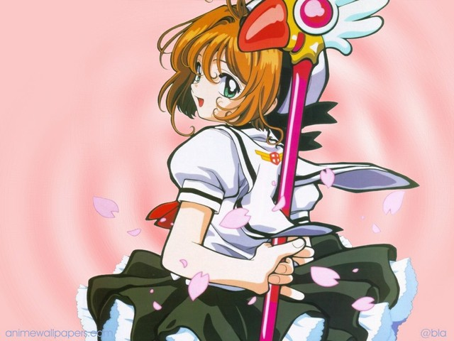 Card Captor Sakura Anime Wallpaper #89