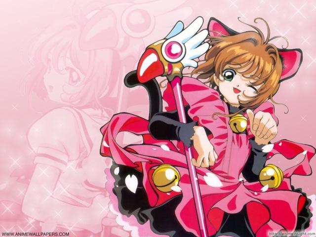 Card Captor Sakura Anime Wallpaper #90