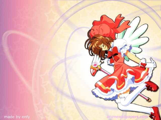 Card Captor Sakura Anime Wallpaper #99